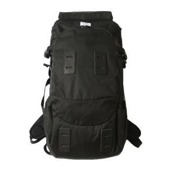 Big Travel Backpack - Black