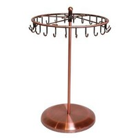 Rotating Necklace Holder Bracelet Stand / Jewelry Organizer / Jewelry Tree