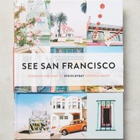 See San Francisco by Anthropologie in Pink Size: One Size Books