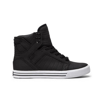 Supra Skytop Black/White Men's Shoes