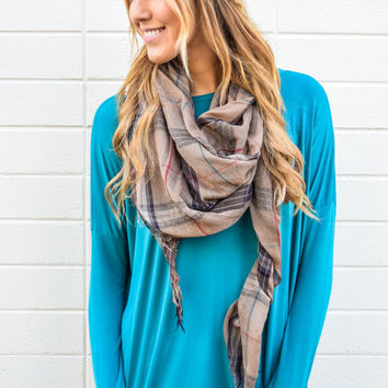 Love to Lounge Long Sleeve Top Teal