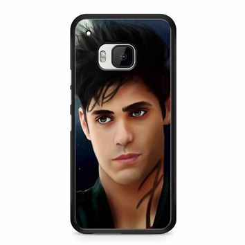 Shadowhunters Alec Lightwood Art HTC M9 Case