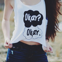 Okay? Okay. Crop Top