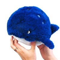 Mini Squishable Blue Whale
