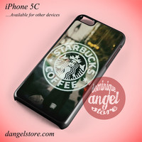 Starbucks Coffee Shop Phone case for iPhone 5C and another iPhone devices