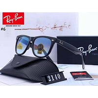 Ray-Ban new men and women models large frame wild personality polarized sunglasses #6