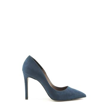 Made in Italia Women Blue Monica_Camo Pumps & Heels