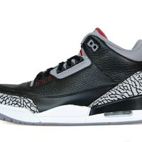 Best Deal Air Jordan 3 Black Cement