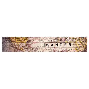"Sylvia Cook ""Wander"" Table Runner"