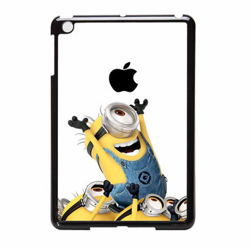 Minion Despicable Me Catch Apple iPhone iPad Mini Case