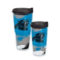 Tervis® NFL Carolina Panthers Distressed Wrap Tumbler with Lid