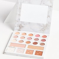 bh cosmetics X Carli Bybel Deluxe Edition Eyeshadow + Highlighter Palette | Urban Outfitters