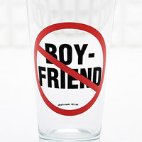 No Boyfriend Glass - Urban Outfitters