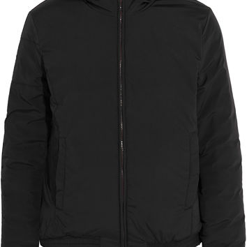 Cavalleria Toscana - Meoni hooded reversible shell jacket