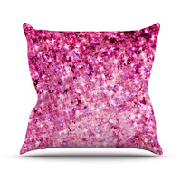 "Ebi Emporium ""Romance Me"" Throw Pillow, 26"" x 26"" - Outlet Item"