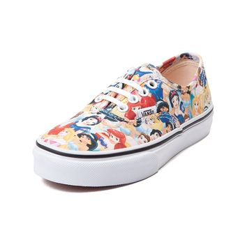 Youth Disney x Vans Authentic Princesses Skate Shoe