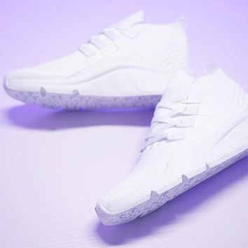 "adidas EQT Running Support PK Retro Running Shoes ""Triple White""CQ2991"