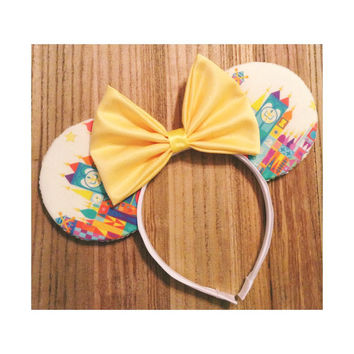 Smallest World Mouse Ears