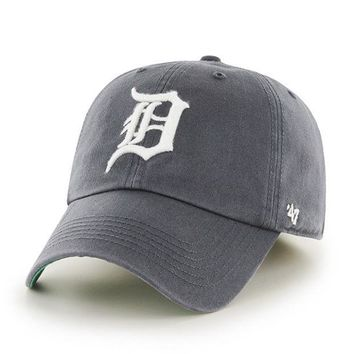 ESBON MLB Detroit Tigers Franchise Fitted Hat