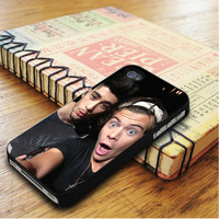 hary styles and zayn malik selfie hary styles and zayn malik hary styles zayn malik | For iPhone 5C Cases | Free Shipping | AH0552