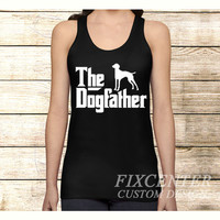 The Dogfather on Tank Top Apparel
