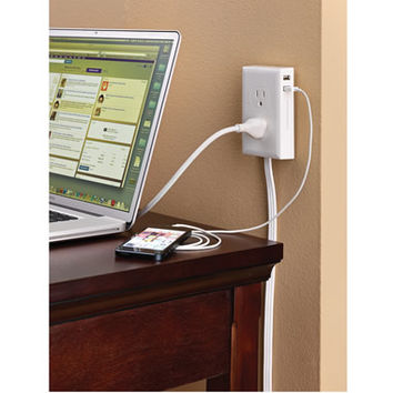 The Wall Mounted Outlet Extender