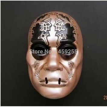 Resin  Harry  Potter  Death  Eater  Replica  Cosplay