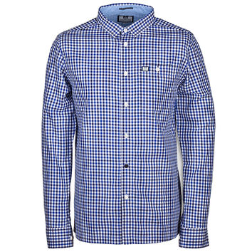 Weekend Offender Baker Shirt - Blue