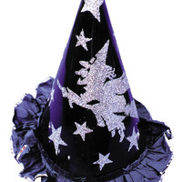 Witch Hat Cardboard 1 Sz