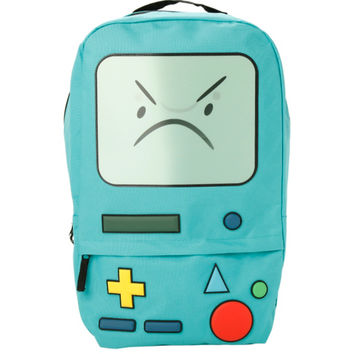 Adventure Time BMO Lenticular Backpack