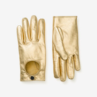 Kate Spade Saturday Gold Driving Glove