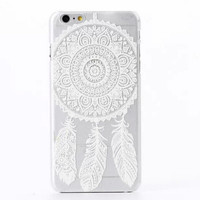 Cute Hollow Out Dreamcatcher iPhone 6 6s Plus Case Cover Gift-162