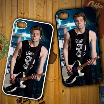 Luke Hemmings 5SOS stereo Y0730 LG G2 G3, Nexus 4 5, Xperia Z2, iPhone 4S 5S 5C 6 6 Plus, iPod 4 5 Case