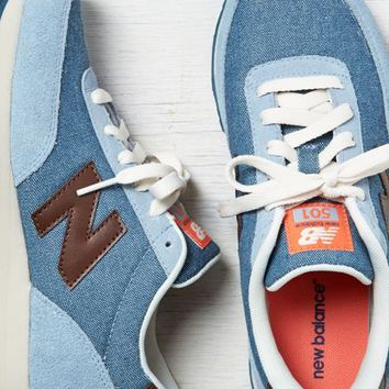 AEO Women's New Balance Denim 501 Sneaker (Stone Blue)
