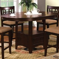 Iona Transitional Counter Height Table