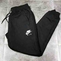 NIKE Men Fashion Print Sport Stretch Pants Trousers Sweatpants G-A-BM-YSHY