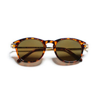 PRINTED TORTOISESHELL GLASSES WITH MIRROR LENSES - Accessories - Woman - ZARA United Kingdom