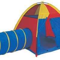 Hide-Me Tent & Tunnel Com.