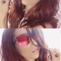 Maybell Cateye Sunglasses