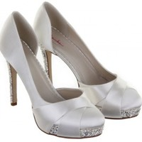 Christy Wedding Shoes - Rainbow Club