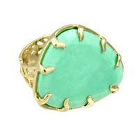 Jolie Cocktail Ring in Mint - Kendra Scott Jewelry