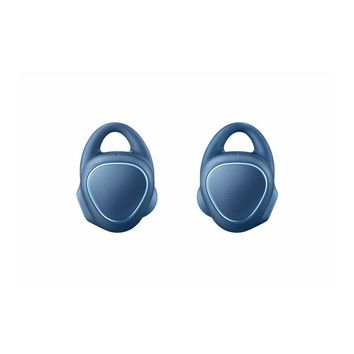 Samsung Gear IconX Wireless Fitness Earbuds with Activity Tracker - Blue (Certified Refurbished)