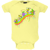 Grateful Dead - Rainbow Hoopers Butter Baby One Piece