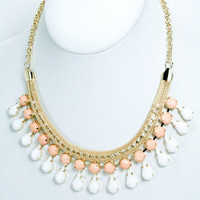 Moonlight Statement Necklace