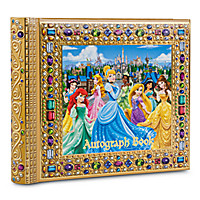 Disney Princess Deluxe Autograph Book and Photo Album | Disney Store