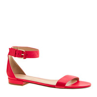 J.Crew Womens Maya Ankle-Strap Sandals