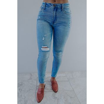REORDER: See You Later Jeans: Denim