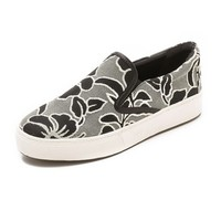 Belle by Sigerson Morrison Saras Slip On Sneakers