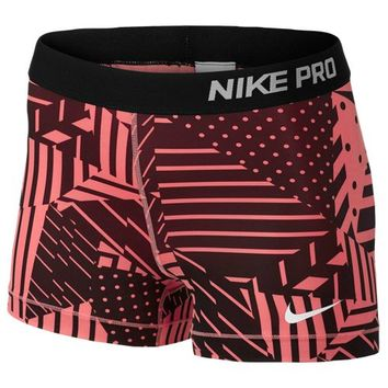 "Nike Pro 3"" Compression Shorts - Women's at Foot Locker"
