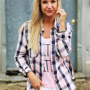 Layer With Plaid